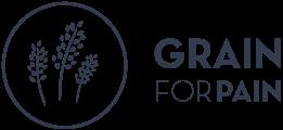 Grain For Pain Logo